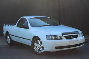 2004 Ford Falcon XL Automatic Ute Mile End South West Torrens Area Preview