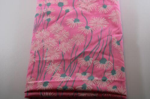 """Hilda"" by Zuzek Vintage Key West Handprints Fabric  56 x 44"" Lilly Pulitzer MOD"