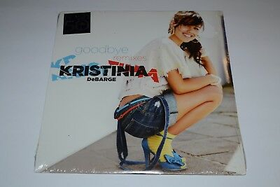 Kristina DeBarge~Goodbye Remixes~2009 Electronic House~SEALED/NEW~FAST (Goodbye House)