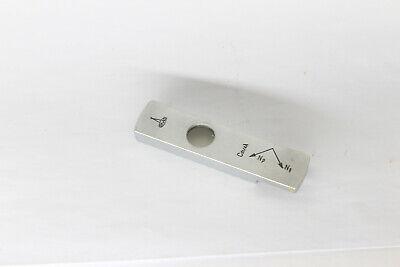 Lomo Microscope Polarising Compensator Plate Lambda 14 19x8 Mm 2