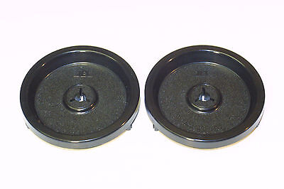 """Brand New TC-503 NAB Hub Adapters for 10.5"""" Reels (one pair)"""