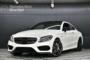 2017 Mercedes Benz C43 AMG 4MATIC COUPE, ENSEMBLE NUIT/NIGHT PAC