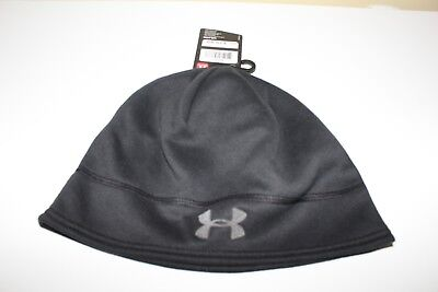 Under Armour ColdGear Layered Up! Reversible Headband Womens Running Accessories Rebel Pink/Black/Si