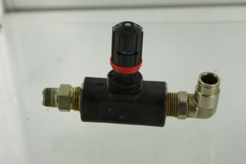 INGERSOLL RAND ARO F04 PNEUMATIC FLOW CONTROL VALVE