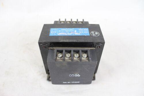 New Micron Impervitran Control Transformer Pri. 230/460 Sec. 115/230 Volts .300