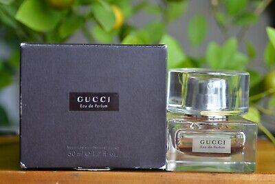 Vintage Gucci Eau de Parfum 50ml. e 1.7 fl.oz. for women ORIGINAL France