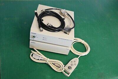 Keyence Lt-8105 - Lt-v201 - Lt-8010 Laser Focus Displacement Combo