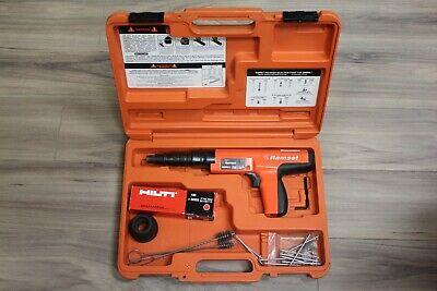 Ramset Cobra 27cal Semi-automatic Powder Actuated Tool