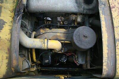 John Deere 43te Diesel Engine Fits Dozer 350 350b 350c Good Running Video