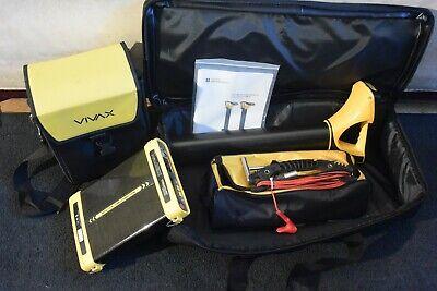 Vivax Metotech Locator Set Model Vx 204-1 Vlocpro With Vx205-1 Transmitter