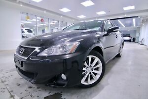 2013 Lexus IS 250 AWD IS250, ONE OWNER, CLEAN CARPROOF, NON SMOK