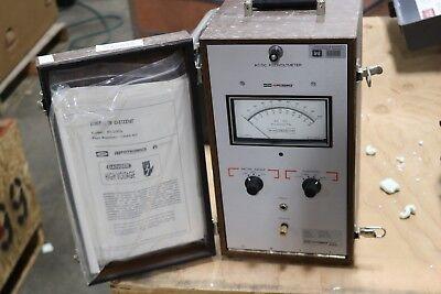 Hipotronics Kv100a Cs45-65 Acdc Kilovolt Meter