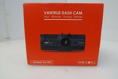 Vantrue N2 Pro Uber Dual Dash Cam Dual 1920x1080P Infrared Night Vision