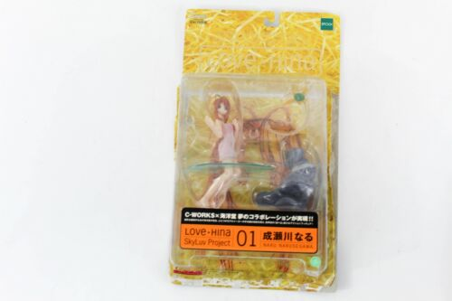 Love Hina SkyLuv Project 01 Cworks Naru Narusegawa Anime Figure