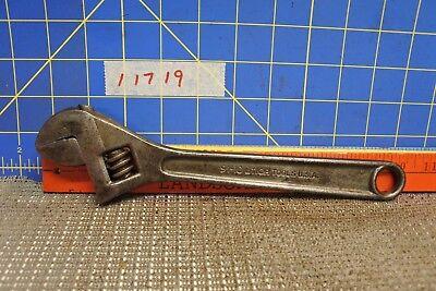 "Utica 10"" Adjustable Wrench"