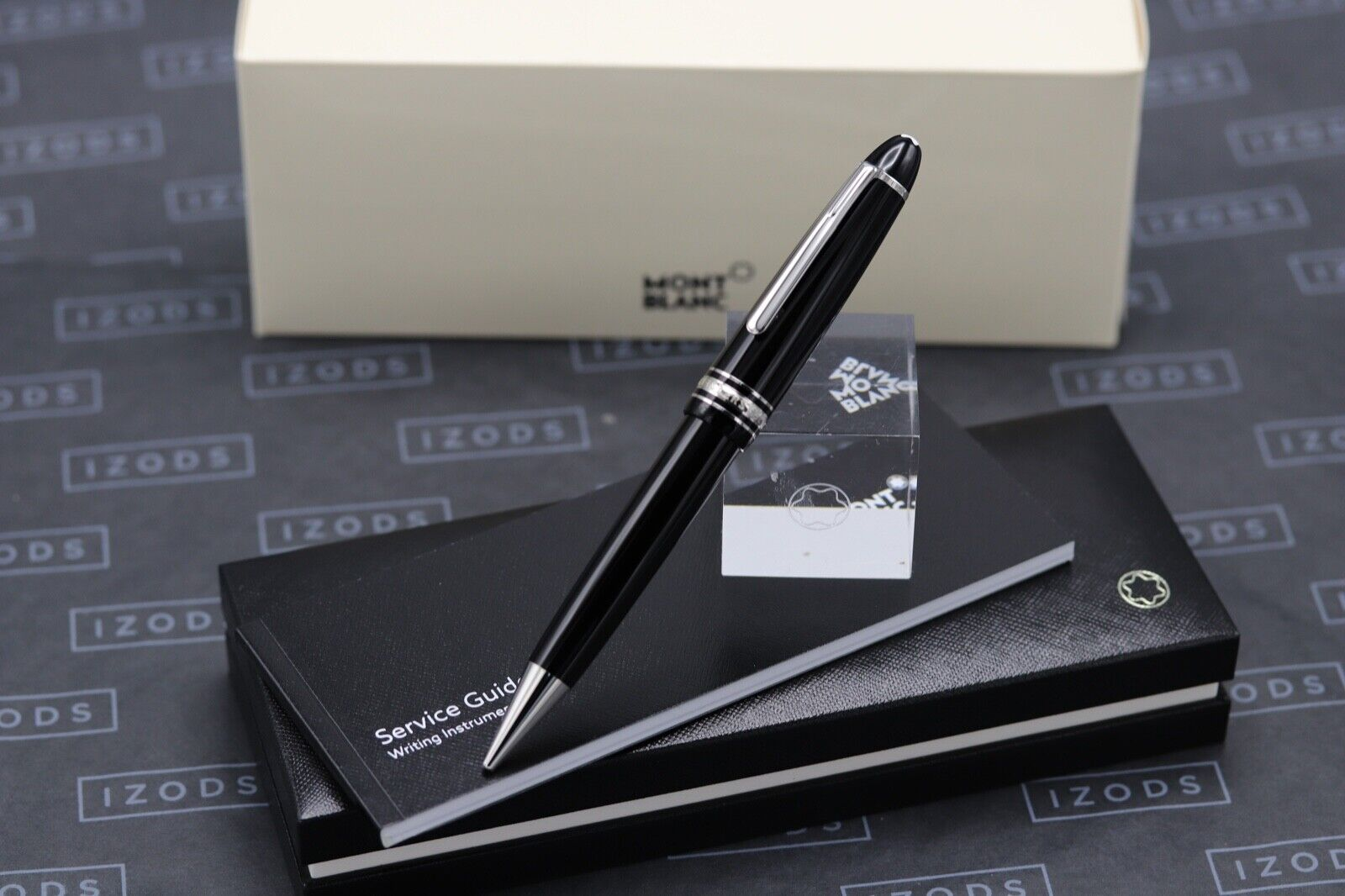Montblanc Meisterstuck 167 LeGrand Platinum Mechanical Pencil - NEW March 2021
