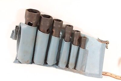 Tool Set Tool Kit Oldtimer Vintage Workshop Socket Set