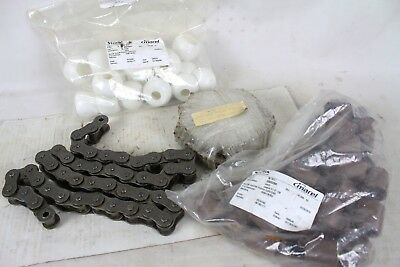 Huge Marel Food Poultry Processing Parts Lot Conveyor System Chain Elevator Assm