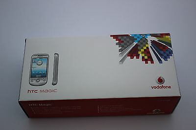 HTC Magic 3G White Unlocked Android Smartphone Brand New Boxed Sealed 3g Htc Magic
