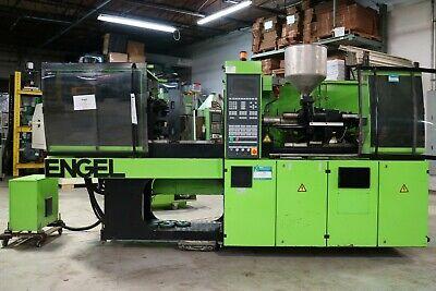 Engel 80 Ton Injection Molding Model Vc 20080 Tech Pro
