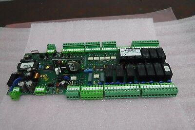 Carel Pcob000a21 8 Analog Input Circuit Board Rev. 2.00