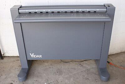 Vidar P-851 Truscan Titan Ii Wide Format Roll Scanner 42 Max
