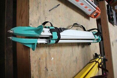 Surveying Tripod Aluminium Heavy Duty Flat Top