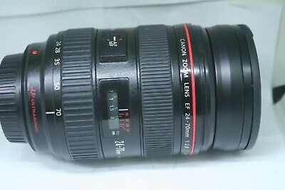 CANON  EF 24-70mm f/2.8L USM  ZOOM LEN,S
