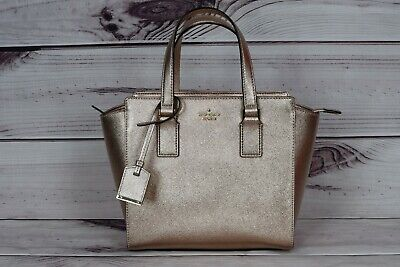 Kate Spade New York Comeron Stree Small Hayden Womens Satchel Bag