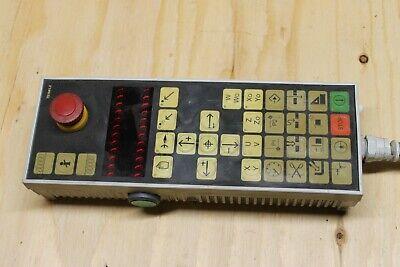 Agie 150f Handbox Remote Control 721041.2 Edm Pendant