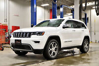 2019 Jeep Grand Cherokee LIMITED * GRP LUXE * TOIT PANO * HITCH  Longueuil / South Shore Greater Montréal Preview