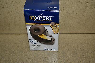 Brady Idxpert Xps-187-1 Wire Marker - R4300 Black On White .187x1 New De14
