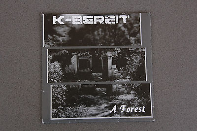 """K-Bereit: A Forest (limited 7"""") (Gothic/Industrial/Electro)"""