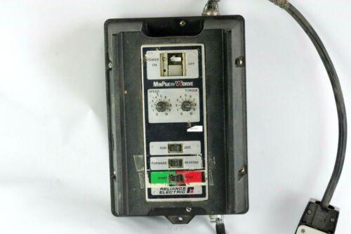 Reliance Minpak Plus VS Drive 14C12 3hp 230VAC 180-200VDC