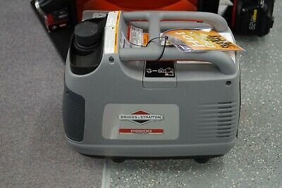 New P2200 Powersmart Series Briggs And Stratton Inverter Generator 030651