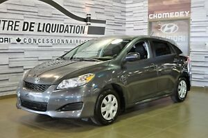 2013 Toyota Matrix GR ELECT+AIR CLIM