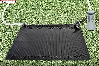 Intex Solar Panel Solar Mat Solar 120 x 120 cm Collector Bestway Pool