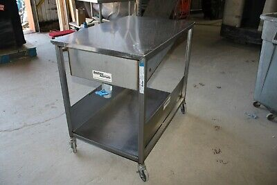 Belshaw Hg18c Donut Glazing Table Glazer Icing 24 Donuts At Once 18x26