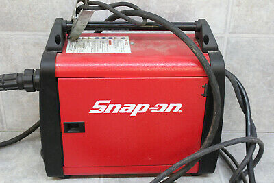 Snap-on Synergic Inverter Mig 160i Welder