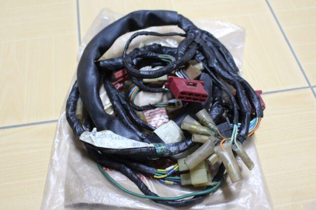 honda cx cx z wire harness nos genuine n  honda 78 cx500 79 cx500 z wire harness nos genuine p n 32100
