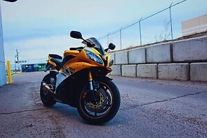 06' Yamaha YZF-R6 50th Anniversary Edition