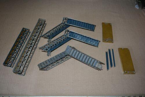 Prewar Marklin Accessory Toy Train Model Bridge Signal O Gauge 1 Gauge
