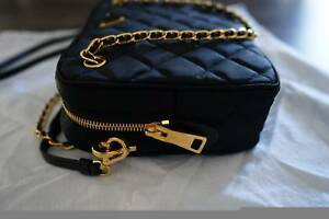 663ae2aa6 Authentic Prada BL0910 Tessuto Nylon 2way Chain sling bag handbag ...