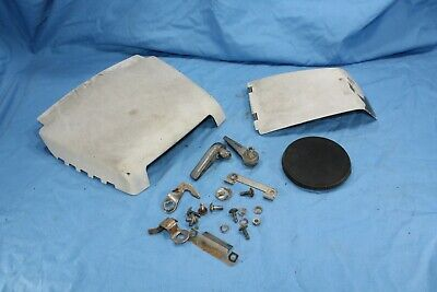 1997 Suzuki DT140 140 EFI Top Cowling Electronic Fuel Injection Hardware Parts ()