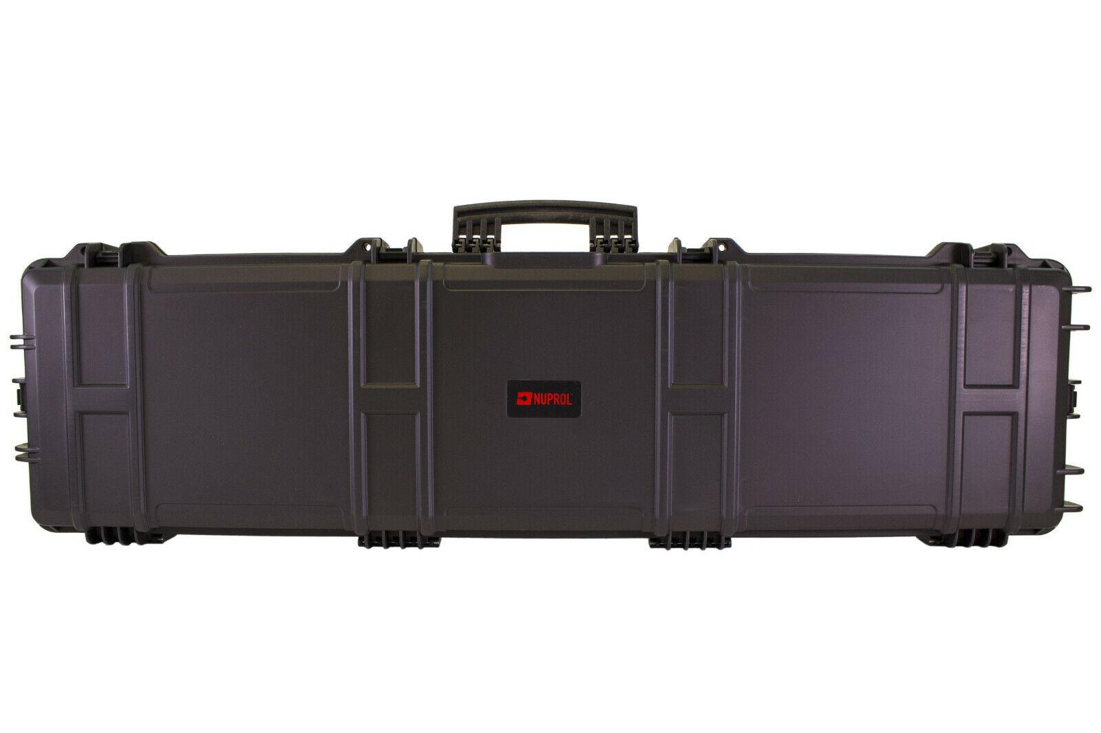 Nuprol Extra Large Pick N Pluck Foam Padded Wheeled Hard Case IP67 137 x 39cm
