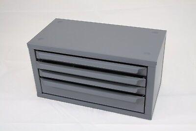 Huot Carbide Cutting Tool Inserts Dispenser Organizer Cabinet 13650 New