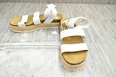 **Steve Madden Kimmie Sandal - Women's Size 10, White