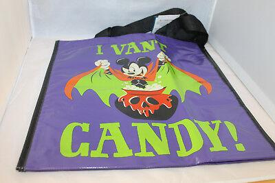 Disneyland - Halloween 2018 Trick-or-Treat Tote Bag - Vampire Mickey
