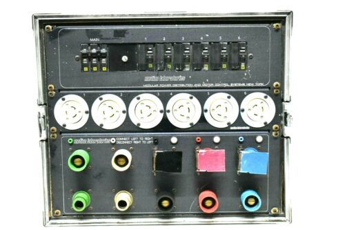 MOTION LAB 208V/6WAY LC-20 CAM IN POWER DISTRO MOTOR CONTROL SYS #6961 (ONE)