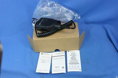 Motorola Impres Remote Speaker Microphone Hmn4101b Nib Appears New